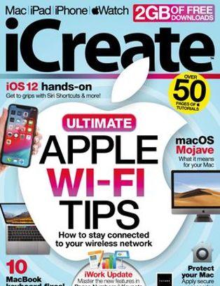 iCreate UK - Issue 188, 2018