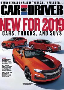 Car and Driver USA - September 2018
