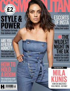 Cosmopolitan UK – September 2018