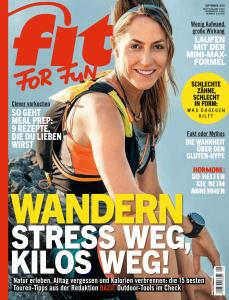 Fit For Fun – September 2018