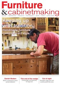 Furniture & Cabinetmaking – October 2018