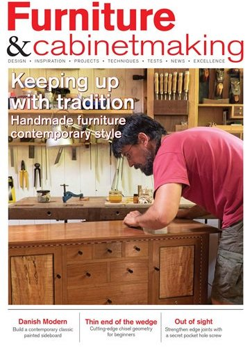 Furniture & Cabinetmaking - October 2018