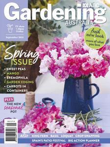 Gardening Australia – September 2018