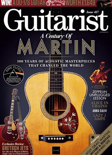 Guitarist - September 2018