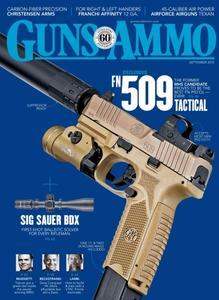 Guns Ammo - September 2018