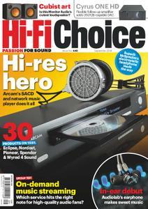 Hi-Fi Choice – September 2018