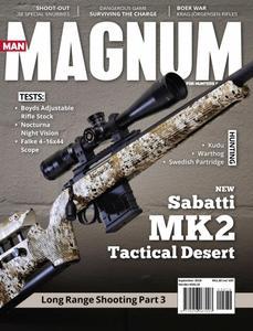 Man Magnum – September 2018
