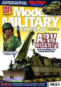 Model Military International – September 2018