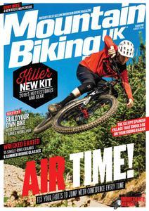 Mountain Biking UK – August 2018