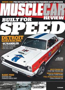 Muscle Car Review – September 2018