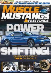 Muscle Mustangs & Fast Fords - October 2018