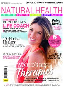 Natural Health – September 2018