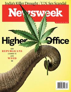 Newsweek - August 24, 2018
