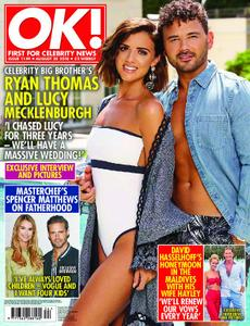 OK! Magazine UK – 27 August 2018
