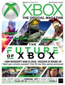 Official Xbox Magazine USA - September 2018
