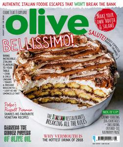 Olive - August 2018