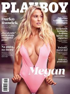 Playboy Croatia – Srpanj 2018