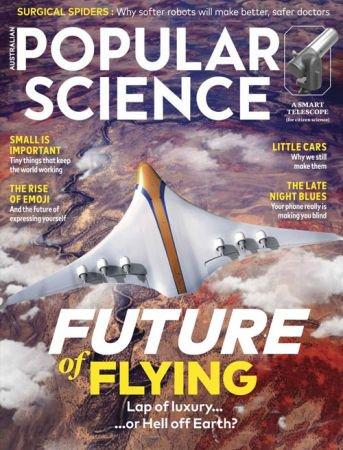 Popular Science Australia - September 2018