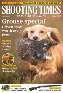 Shooting Times & Country – 08 August 2018