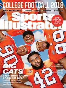 Sports Illustrated USA - August 13, 2018