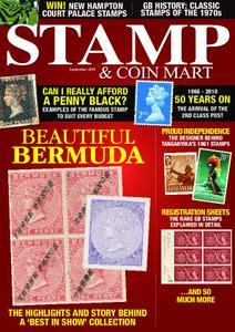 Stamp & Coin Mart – September 2018