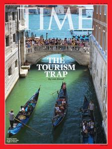 Time International Edition – August 06, 2018