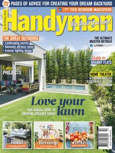 Australian Handyman - October 2018