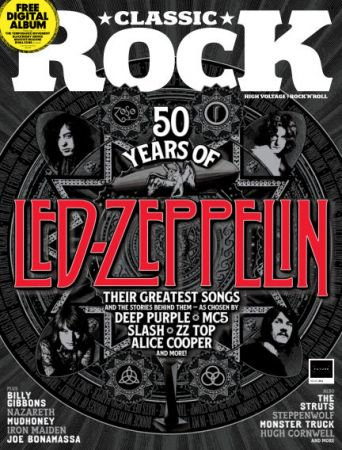 Classic Rock UK - Issue 254, 2018
