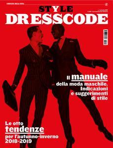 Corriere della Sera Style Dresscode – settembre 2018