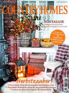 Country Homes Germany – August 2018