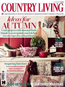 Country Living UK – October 2018