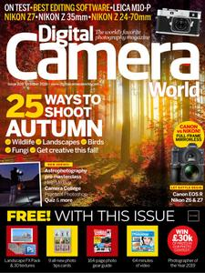 Digital Camera World - October 2018