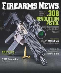 Firearms News - No.18 September 2018