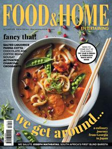 Food & Home Entertaining - October 2018