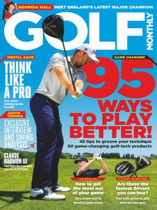 Golf Monthly UK – October 2018