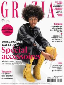 Grazia France – 12 septembre 2018