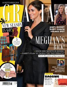 Grazia UK – 16 September 2018