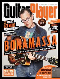 Guitar Player - November 2018