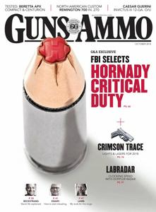 Guns & Ammo – October 2018
