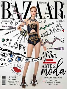 Harper's Bazaar Chile - septiembre 2018