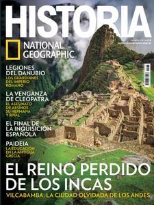 Historia National Geographic – octubre 2018