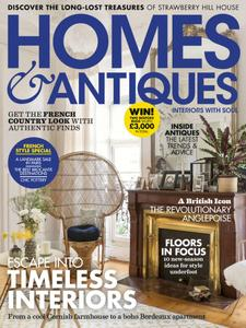 Homes & Antiques - October 2018