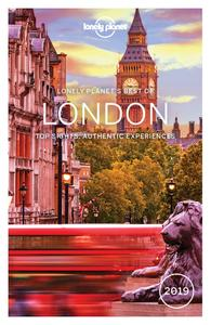 Lonely Planet Best of London 2019 (Travel Guide), 3rd Revised Edition