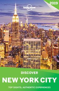 Lonely Planet Discover New York City 2019 (Travel Guide), 6th Edition