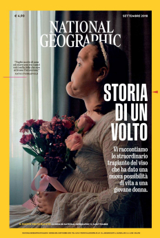 National Geographic Italia – Settembre 2018