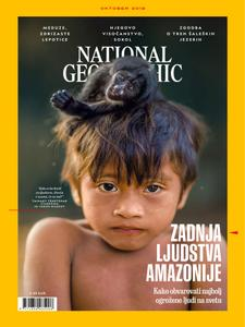 National Geographic Slovenija - oktober 2018