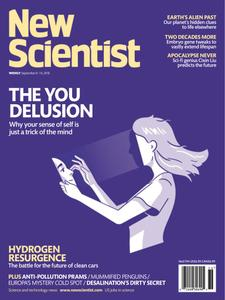 New Scientist - September 08, 2018