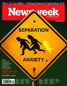 Newsweek International – 21 September 2018