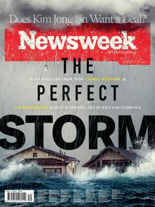 Newsweek International – 05 October 2018