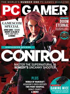 PC Gamer UK - November 2018